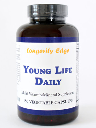 Young Life Daily Multivite