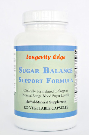Natural Sugar Balance Support Supplement